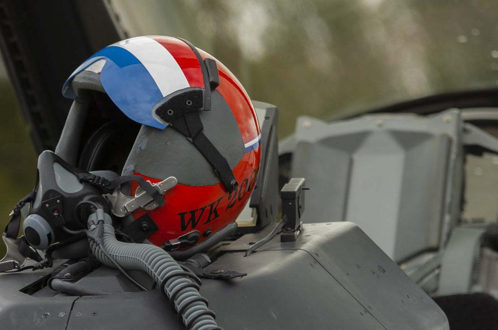 Harrie Spotter F16